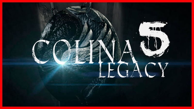 Огненное чудовище!! ➤ COLINA Legacy 5