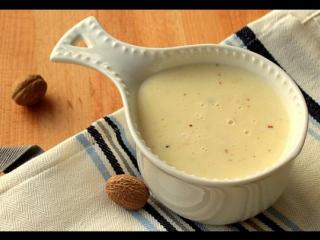 Как приготовить Соус Бешамель.Самый известный соус бешамель.Белый соус.