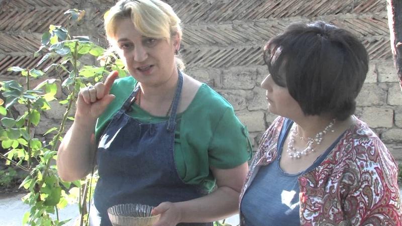 ნათია მონტგომერის სამზარეულო - აჯიკა