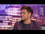 Niall Horan Was Booted from a Trump Hotel #LateLateLondon [RUS SUB]