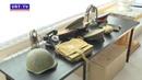 Пополнение в натюрмортном фонде Детской художественной школе подарили военную форму