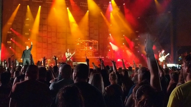 Pantera's Walk by Disturbed (Tribute to Vinnie Paul) July 14, 2018