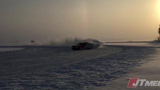 Audi 90 2.2 20VT ice track pure engine sound