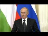 Путин: сбитый в Сирии самолет - беда для нас всех