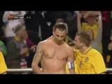 Лучший гол в истории футбола - Златан Ибрагимович