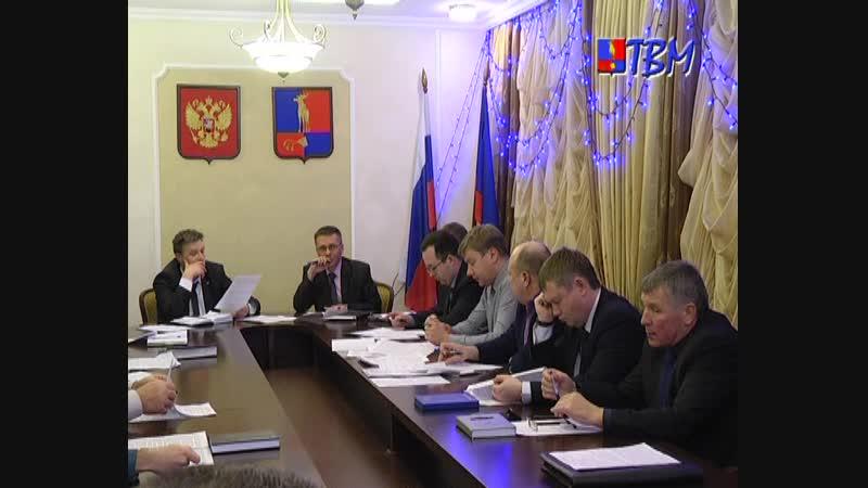Заседание антитеррористической комиссии города Мончегорска, состоявшейся на уходящей неделе.