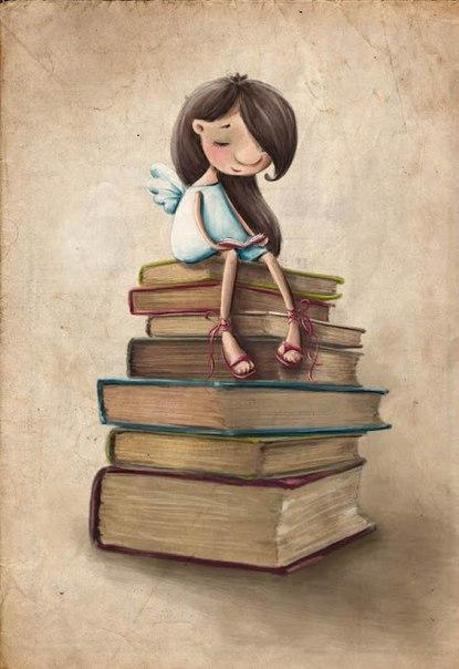 Добрые иллюстрации Элины Эллис (Elina Ellis).