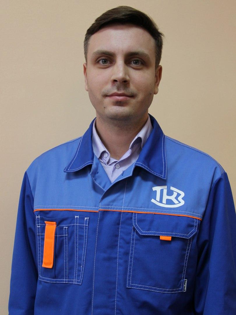 Начальник отдела охраны труда «Красного котельщика» Денис Грабовский: «Без безопасности нет развития»