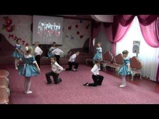 Детский сад 175 Танец Полька Воронеж хореограф Рыкунова Е.А.