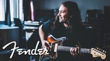 Adam Granduciel of The War on Drugs Jazzmaster 60th Anniversary Fender