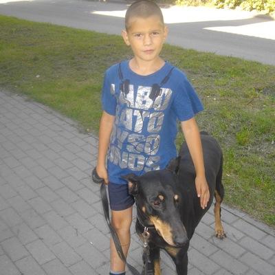 Константин Бартновский, 5 декабря 1998, Гордеевка, id225186831