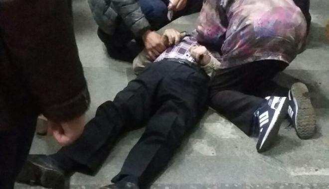 Харьковчанин умер на глазах у жены