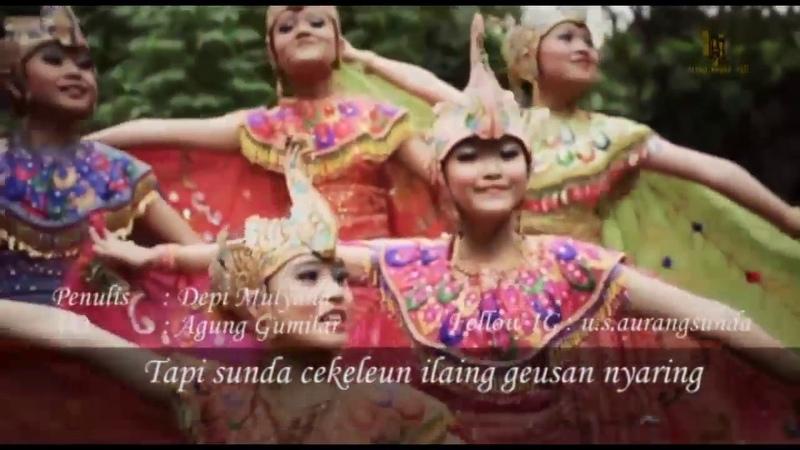 Hariring Panggeuing Kuring Sajak Sunda