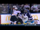 Brian Boyle vs Patrick Kaleta Mic'd up (12/4/14)