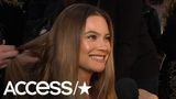 Behati Prinsloo Says Returning To The VS Fashion Show After Giving Birth Feels 'Amazing' Access