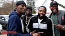 IBF Light Weight Champion Robert Easter Jr and Adrien Broner Shout out Soul Central Magazine