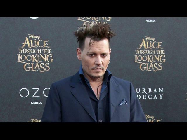 Как выглядит Джонни Депп (Johnny Depp) в 53 года в 2016 году