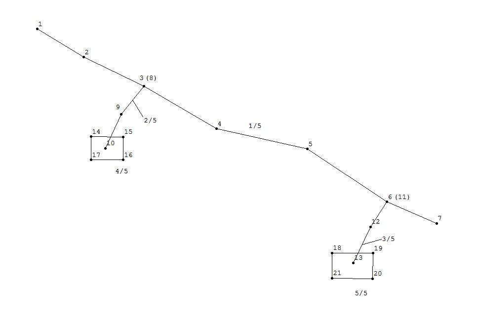 технический план водопровода образец - фото 2