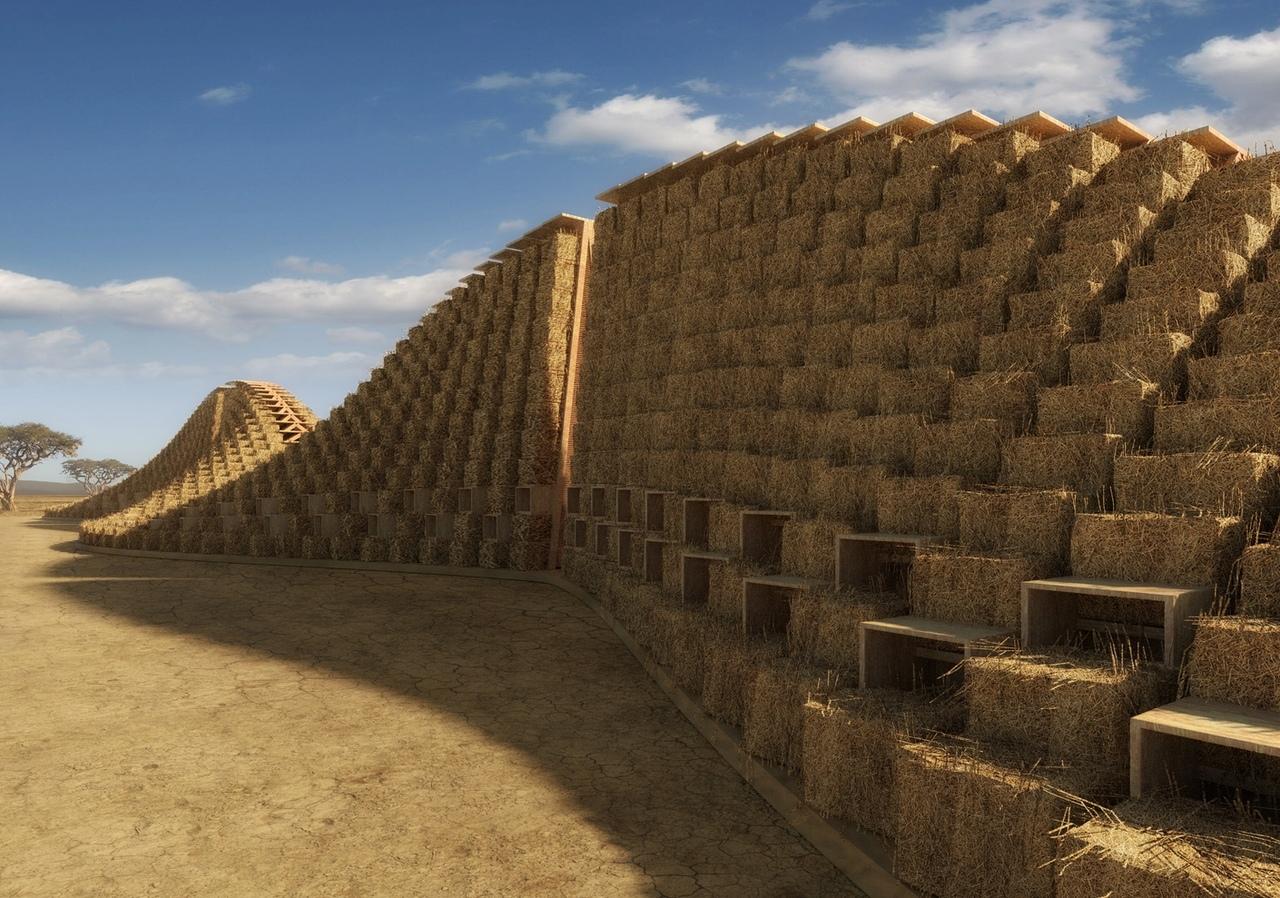 АРХИТЕКТУРНАЯ фирма NUDES работает над проектом школы в Малави – государства, расположенного в Южно-Африканском регионе.