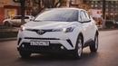 Toyota C-HR 2018 Почему не Juke, не Creeta и даже не RAV4