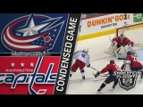 Columbus Blue Jackets vs Washington Capitals R1, Gm1 apr 12, 2018 HIGHLIGHTS HD