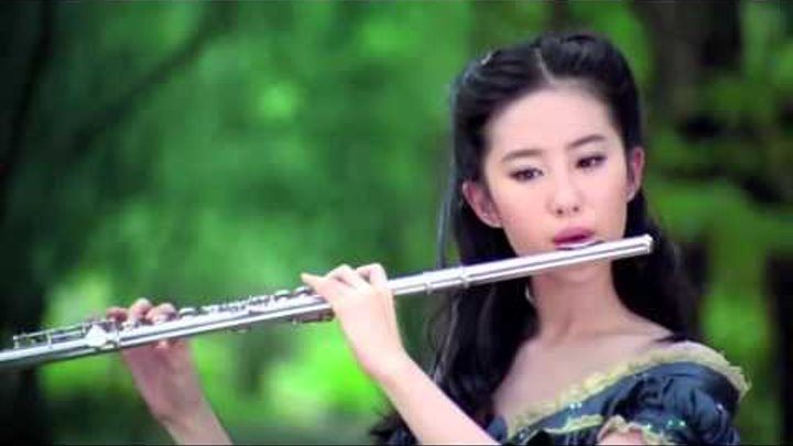 Китайская красивая песня Beautiful Chinese Music Traditional 2