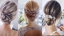 Elegnat Updo Hairstyles Quick And Easy Updo Hairstyles With Braids