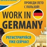 Міжнародна програма «Work in Germany»