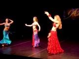Azure festiva. Riga Latvia 2014. Elissa (Профессионалы полуфинал - импровизация) 1 место