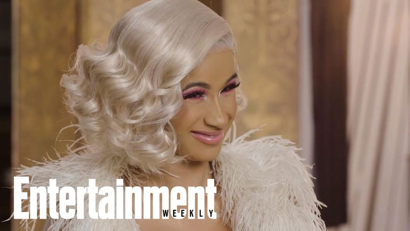 Cardi B, Darren Criss More Hilariously Explain 2018 Mad Libs Style | Entertainment Weekly