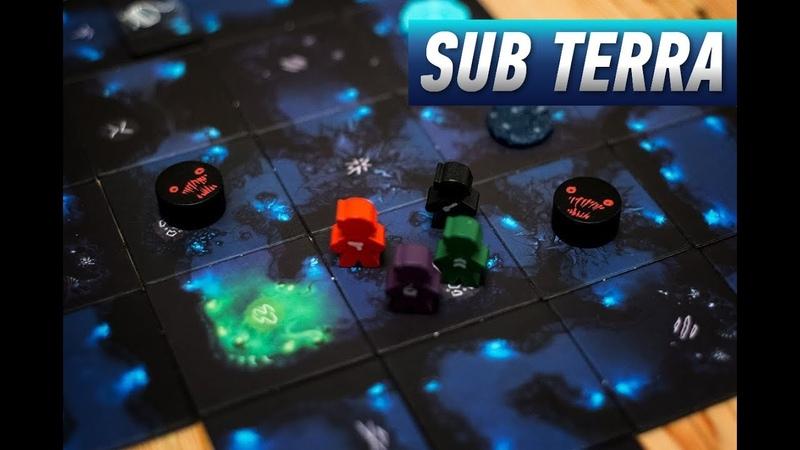 Геймплей 128 - Sub Terra