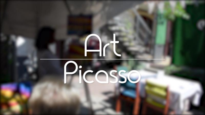 ArtPicasso 26082018 г. Феодосия!
