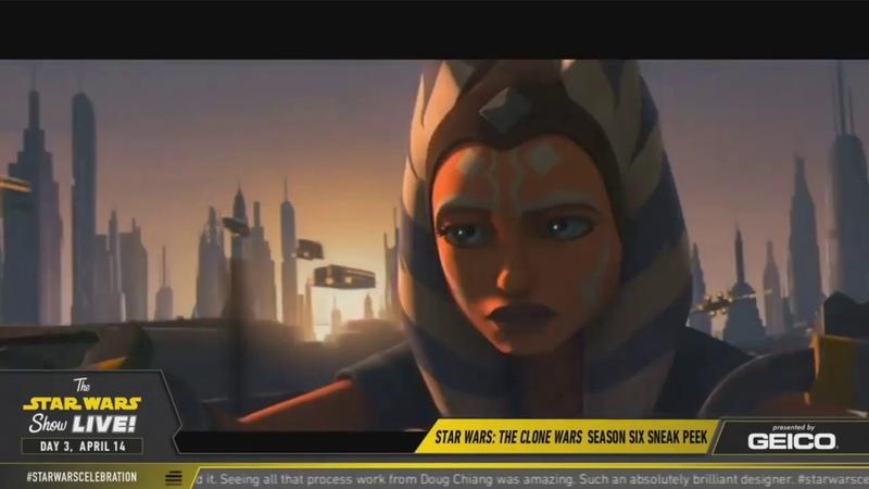 Звездные Войны Войны Клонов 7 сезон трейлер №2 на русском ТО Sky Voices Celebration 2019
