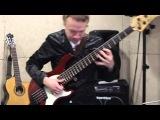 Винокуров Евгений. Обучение игре на бас-гитаре, акустической гитаре.