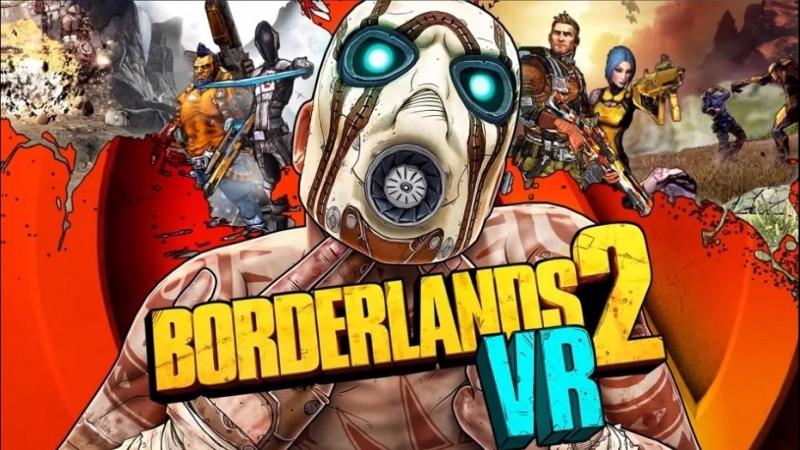 PSVR Borderlands 2 VR GAMECLUB Хабаровск