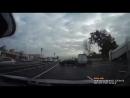 Этот ролик снял в Балашихе и выложил в сеть один из шашечников , который следовал за автомобилем Toyota