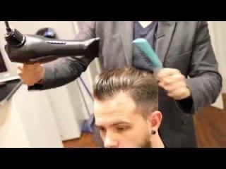 США. Стильные мужские причёски. Как сделать мужскую прическу своими руками в домашних условиях.