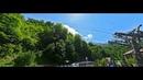 """#Красная поляна, подъемник """"Роза хутор"""", виды с горы. Krasnaya Polyana, the ski lift #3"""