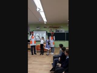 Ксения Котова и научное шоу. 25 декабря 2018