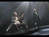 kitano takeshi &amp ken shimura (tap dancing&ampshamien)