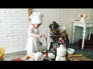 фотостудия Арт Винтаж проэкт Поварёнок