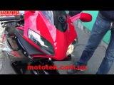 Видео обзор Zongshen ZS250GS-3A Mototek