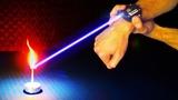 DIY Burning Laser