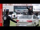 Celebramos la renovación con Volkswagen...¡probando el nuevo Passat! )