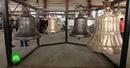 В Воронеже отлили крупнейший колокол для главного храма ВС РФ