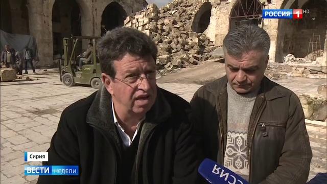 Сирия зализывает раны и старается налаживать мирную жизнь