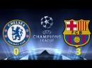 23 04 2018г Челси U19 0 3 Барселона U19 Обзор финала юношеской лиги УЕ