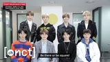 TOUR ANNOUNCEMENT NCT 127 1st World Tour 'NEO CITY (Be there or be square!)