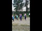 Конкурс танцев. Грузия