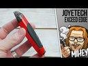 Joyetech Exceed Edge Kit. Свободная сигаретная затяжка. 🎷🎻🎸🎹